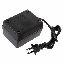 200W AC 110V to 220V Step Down Transformer Convert Travel Power US Plug Adapter up and down transformer dropship st 500w 1500w 2000w home use 500w step 110v 220v to 220v 110v voltage converter power us plug