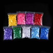 150 Stks/zak Steentjes Acryl Crystal Gem Stone Ijs Rotsen Tafel Scatter Craft Gift Vaas Decoratie Home Decor Ornament(China)