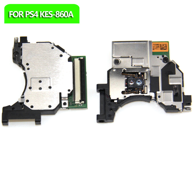 US $11 55 |Kes 860A KES 860A laser lens for ps4 laser lens original repair  parts 3pcs/lot-in Replacement Parts & Accessories from Consumer Electronics