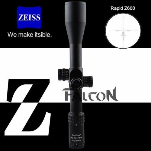 Carl Zeiss 4.5-18X44 Waterproof Rifle Scope Side Focus Hunting Riflescopes Long-Range Riflescope For Hunting/Target Shotting carl zeiss touit 1 8 32