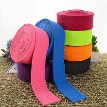 5 см Высокое качество прочные брюки юбка пояс/украшение автомобиля мягкая жаккардовая резинка/эластичная лента