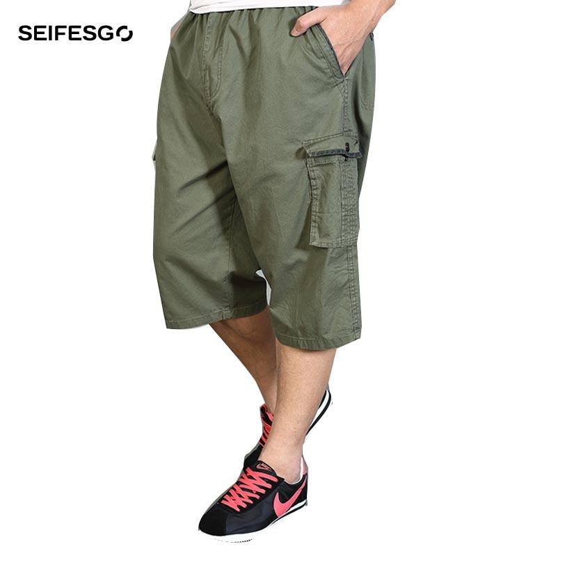 Popular Long Cargo Shorts Men-Buy Cheap Long Cargo Shorts Men lots ...