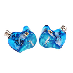 Missaudio Yinyoo HQ5 5BA in Ear Earphone Custom Made Balanced Armature Around Ear Earphone With MMCX Same as QDC Shell