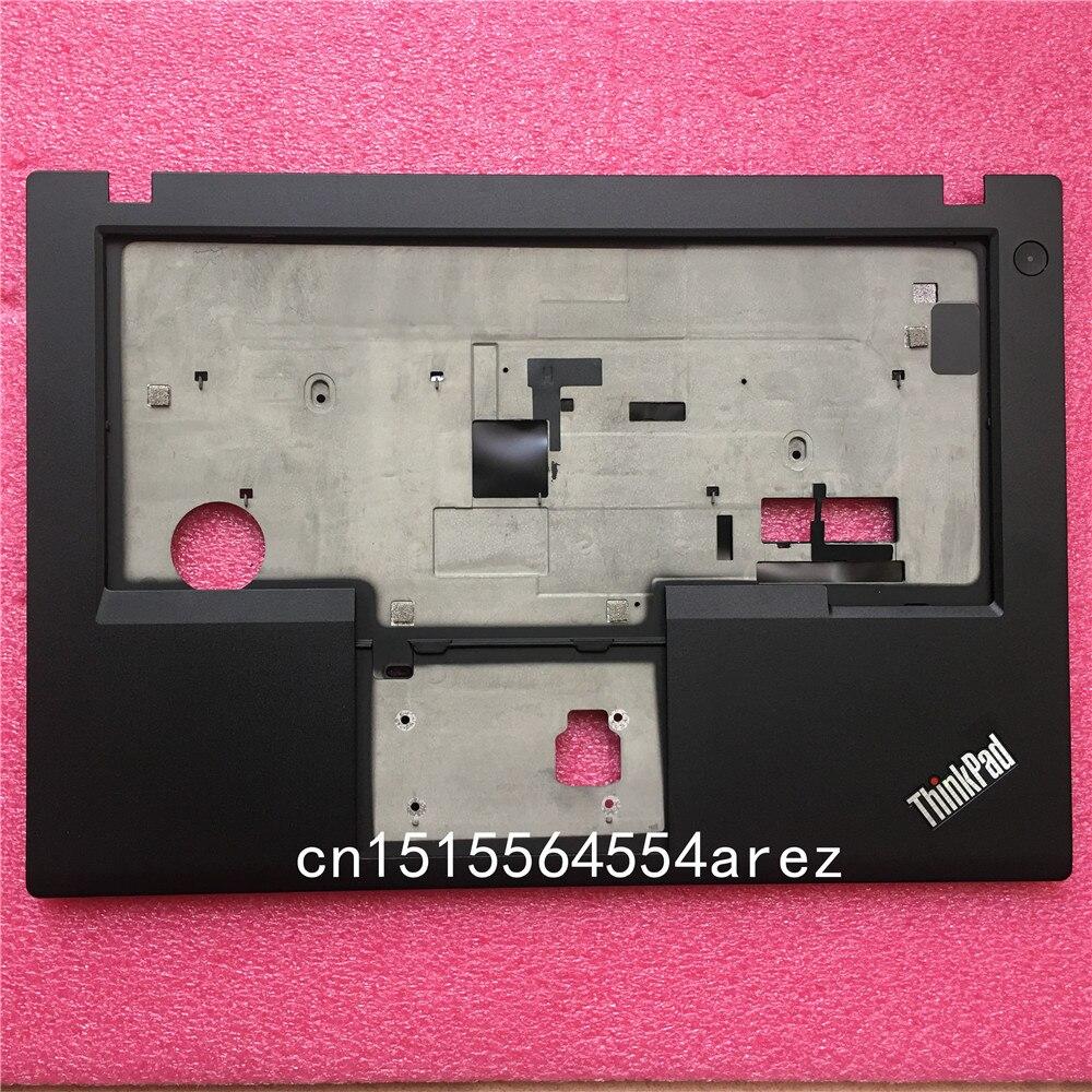 New and Original Lenovo ThinkPad T480 Palmrest Cover Upper Case without fingerprint hole AP169000500 01YR505