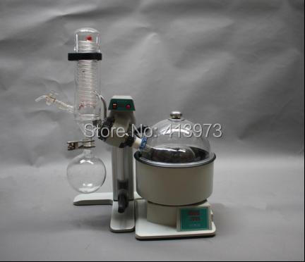 Free shipping ,2016 new high vacuum and temperature control Rotary Evaporator ,similar as Germany product high tech and fashion electric product shell plastic mold