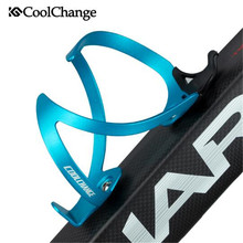CoolChange Bicycle Bottle Cage Support Lightweight Outdoor Sports Adjustable MTB Bike Water Accessories