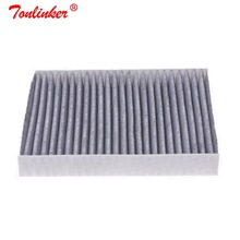 Cabin Filter Fit For Peugeot 4007 2.2HDi 2.4 /4008 1.6 1.8HDi 2.0 Model 2007 2008  2012 2013 2019 Car Carbon Filter Accessories