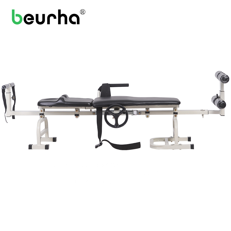 Cervical Lumbar Traction Bed Lumbar Tractor Health Care Protective Devices Cervical Lumbar Fatigue Therapy Massage Minor Injurie healthcare gynecological multifunction treat for cervical erosion private health women laser device