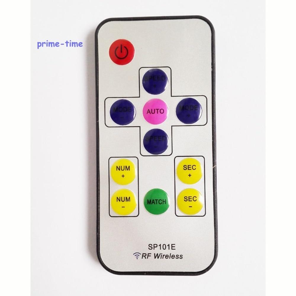 10 pçs/lote Melhor Qualidade mini Sem Fio WS2801 Digitais levou módulo de pixel led strip WS2811 WS2812B SP101E RF RGB LEVOU Controlador - 2