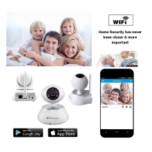 Wifi IP Camera Wireless 720P HD Smart Camera P2P Baby Monitor CCTV Homtrol Security Camera Home Protection Mobile Remote Cam