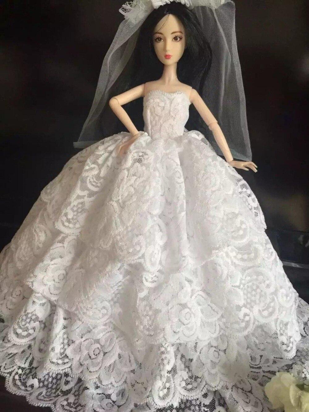 Nett Puppen Hochzeitskleid Ideen - Brautkleider Ideen - cashingy.info