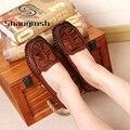 Мокасины Женская Обувь Ручной Работы Повседневная Обувь Женщина Натуральная Кожа Мягкие Плоские Туфли Плюс Размер Осенние Вождения Обуви Квартир Женщин