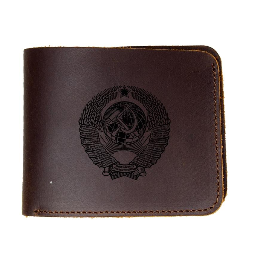 Vintage Harry Potter Letter Wallet Laser Engraving Hogwarts School Badge Men Wallets Card Holder Brand Purse Bag Wallet Male wallet