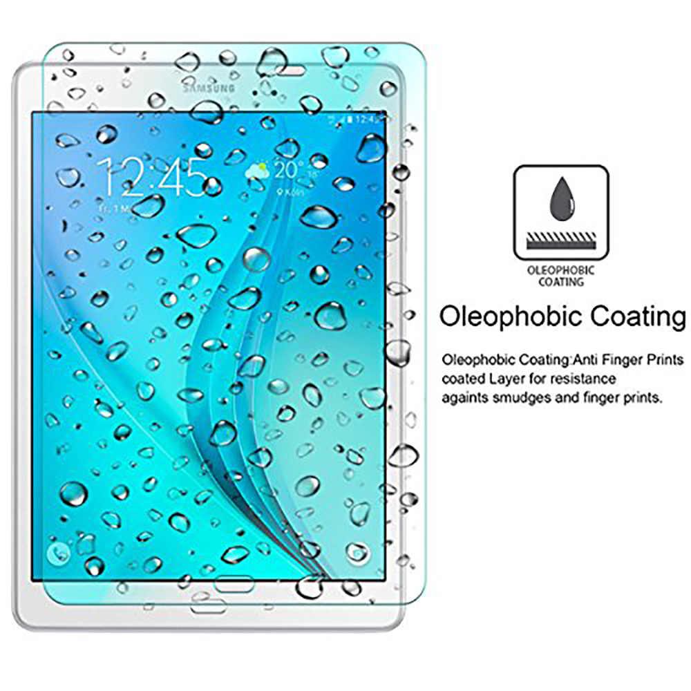 9H HD الزجاج المقسى لسامسونج غالاكسي تبويب 9.7 بوصة SM-T550 SM-T555 SM-T551 اللوحي واقي للشاشة طبقة رقيقة واقية الزجاج