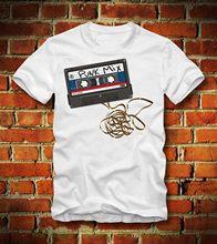 0c730195fa Boardrippaz T Shirt 80er 80s Retro Cassette Punk Mix Tape Kassette  Oldschool Pop T-shirt Men Summer