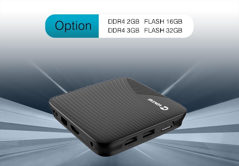 VONTAR Z8 Arc DDR4 3G/32G 2G/16G Android 7.1 Nougat TV Box VONTAR Z8 Arc DDR4 3G/32G 2G/16G Android 7.1 Nougat TV Box HTB1G p