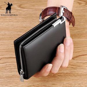 2019 Men Short Wallet Casual G