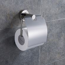 Smile Monkey Stainless steel bathroom toilet paper holder wc farmhouse hardware accessories