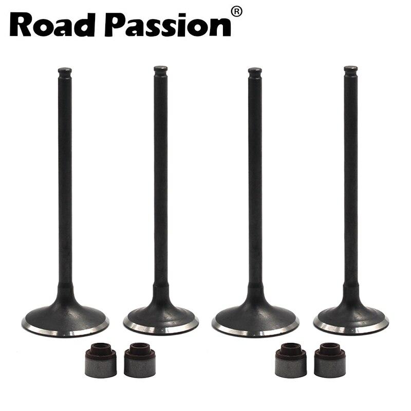Road Passion Motorcycle Engine Parts Valve Stem Oil Seal Kit For Kawasaki KLX250 92 15 KLX300