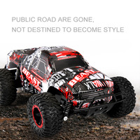 RC Cars 1 16 2 4G Remote SUV Car Monster Truck Off Road Car Rc Drift