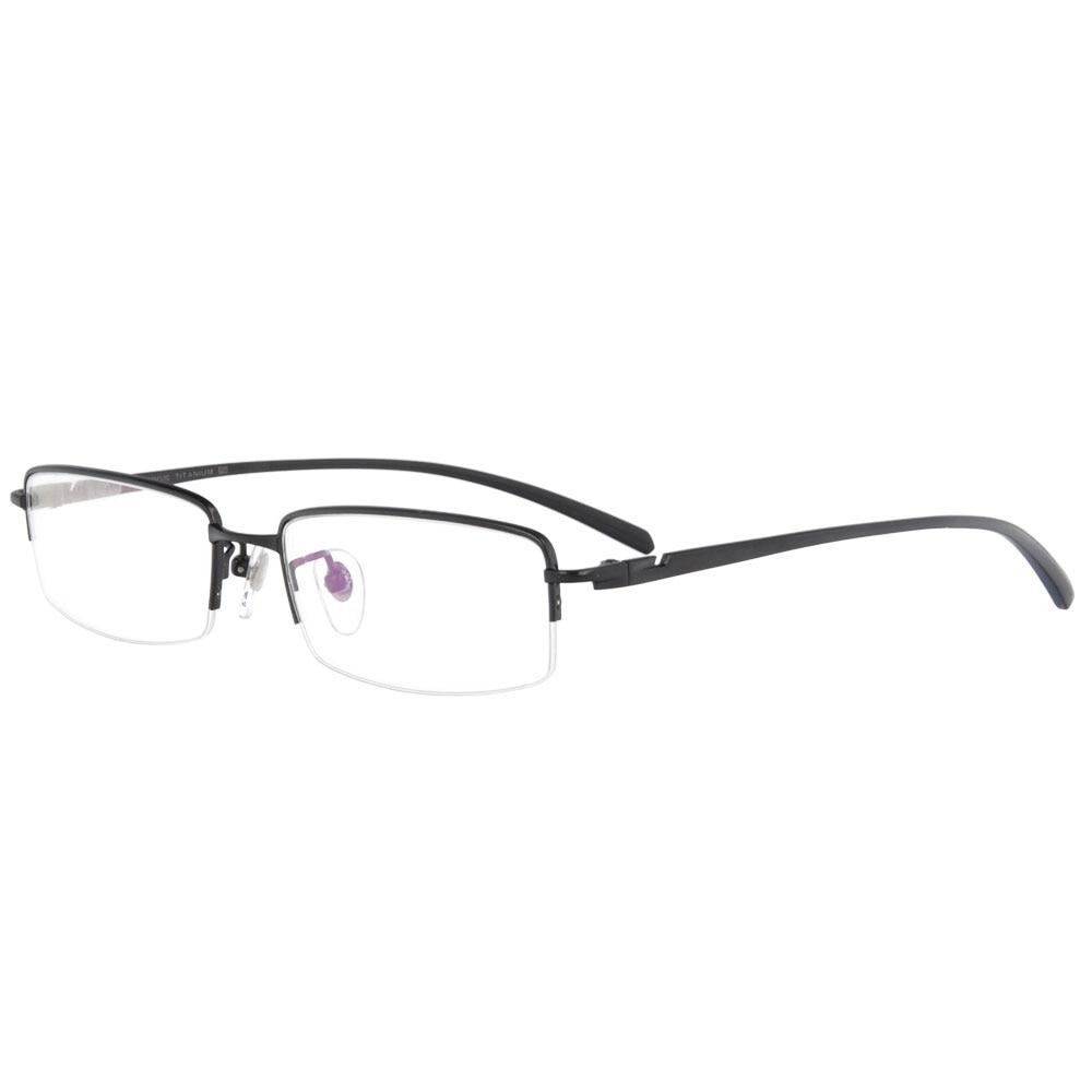 27156f5b4c MY DOLI pure titanium optical frames prescription eyewear myopia eyeglasses  suitable for progressive lens for men 9213-in Eyewear Frames from Apparel  ...