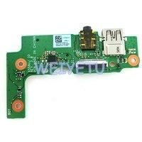 X556UJ For ASUS X556U X556UJ X556UJQ X556UB X556UA X555UV FL5900 LF5800 Laptop Audio USB2.0 IO Board Interface Board JACK Board