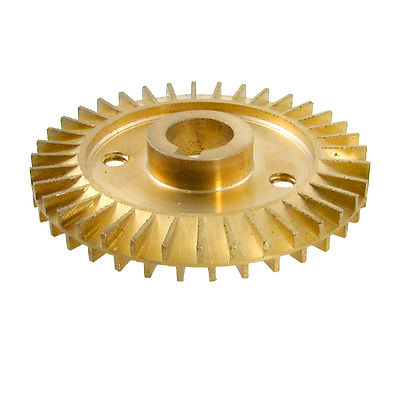 FREE SHIPPING Water Pump Spare Part 60mm Dia Brass Impeller Gold Tone 0 50 degree c range professional humidity and temperature sd datalogger with built in internal