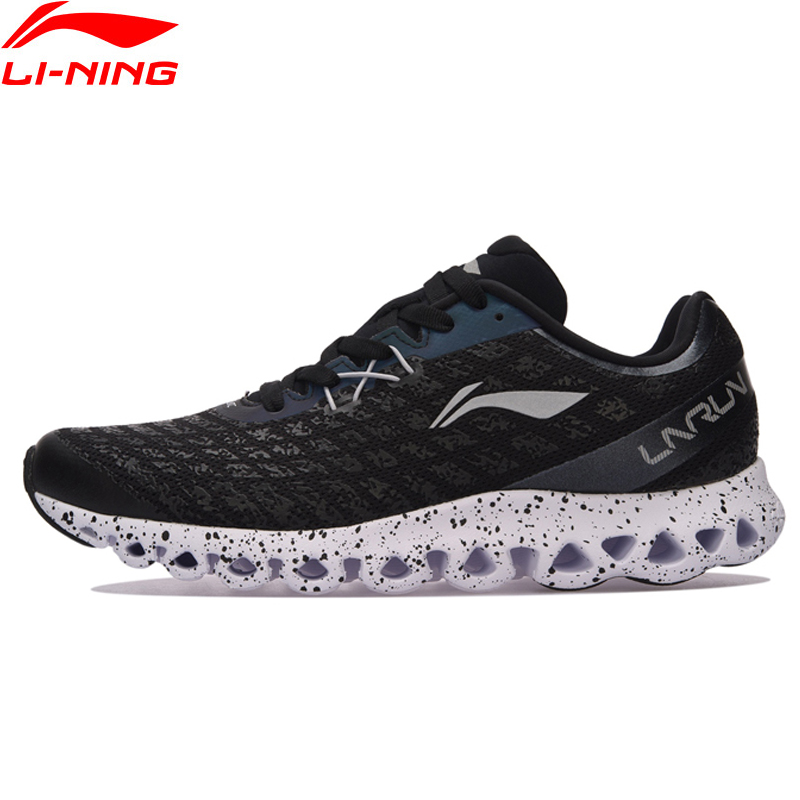 Li Ning Men LN ARC Cushion Running Shoes Light Comfort Sneakers Skid Resistance LiNing Sport Shoes