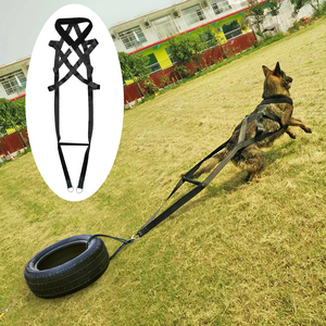 Image 1 - כלב אימון ספק מוצר צעצועי K9 כלב פינוקים מאמן לחיות מחמד אביזרי מתכוונן עבור בינוני גדול כלבי רועה גרמנית