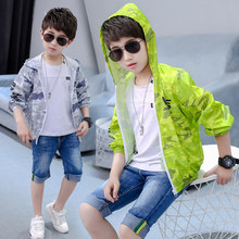 Get more info on the Summer Boys Camouflage uv Protective Clothing For Children Beach Sunscreen Jacket Kids Sun Protection Ultraviolet-Proof Clothes
