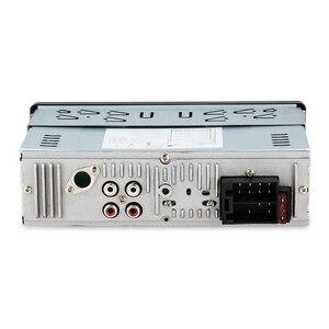Image 3 - HEVXM 3077 Color Light MP3 Player  BT Car MP3 Player   Car Stereo Audio In dash Single 1 Din FM Receiver Aux Input