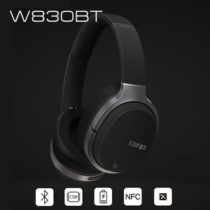 Image 2 - EDIFIER W830BT Wireless Headphones Bluetooth v4.1 wireless earphone aptX codec NFC tech with 95 hours of playback