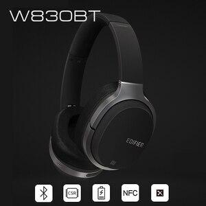 Image 2 - EDIFIER W830BT casque sans fil Bluetooth v4.1 écouteur sans fil aptX codec NFC tech avec 95 heures de lecture