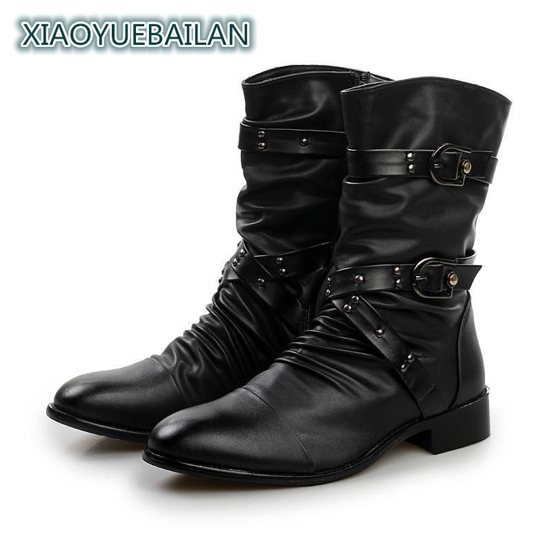 2018 Fashion Classic, New Pointed  Mens Boots, British Fashion autumn shoes  5232018 Fashion Classic, New Pointed  Mens Boots, British Fashion autumn shoes  523