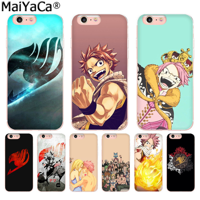 coque fairy tail iphone 6 plus