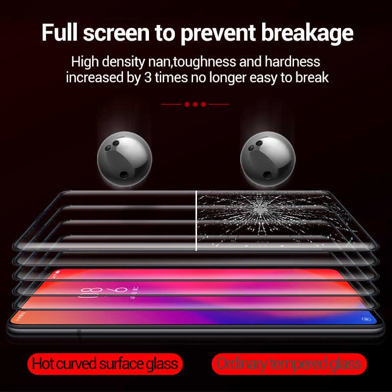 Protector de pantalla Cafele para redmi k20 pro xiaomi 9 t mi9t pro HD vidrio Protector transparente vidrio templado para redmi k20 MI9t Pro