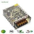 Material escolar AllISHOP 12 v 2a fuente de alimentación dc ajustable de ca 110-120 v fuente de alimentación de conmutación de alimentación para la computadora led