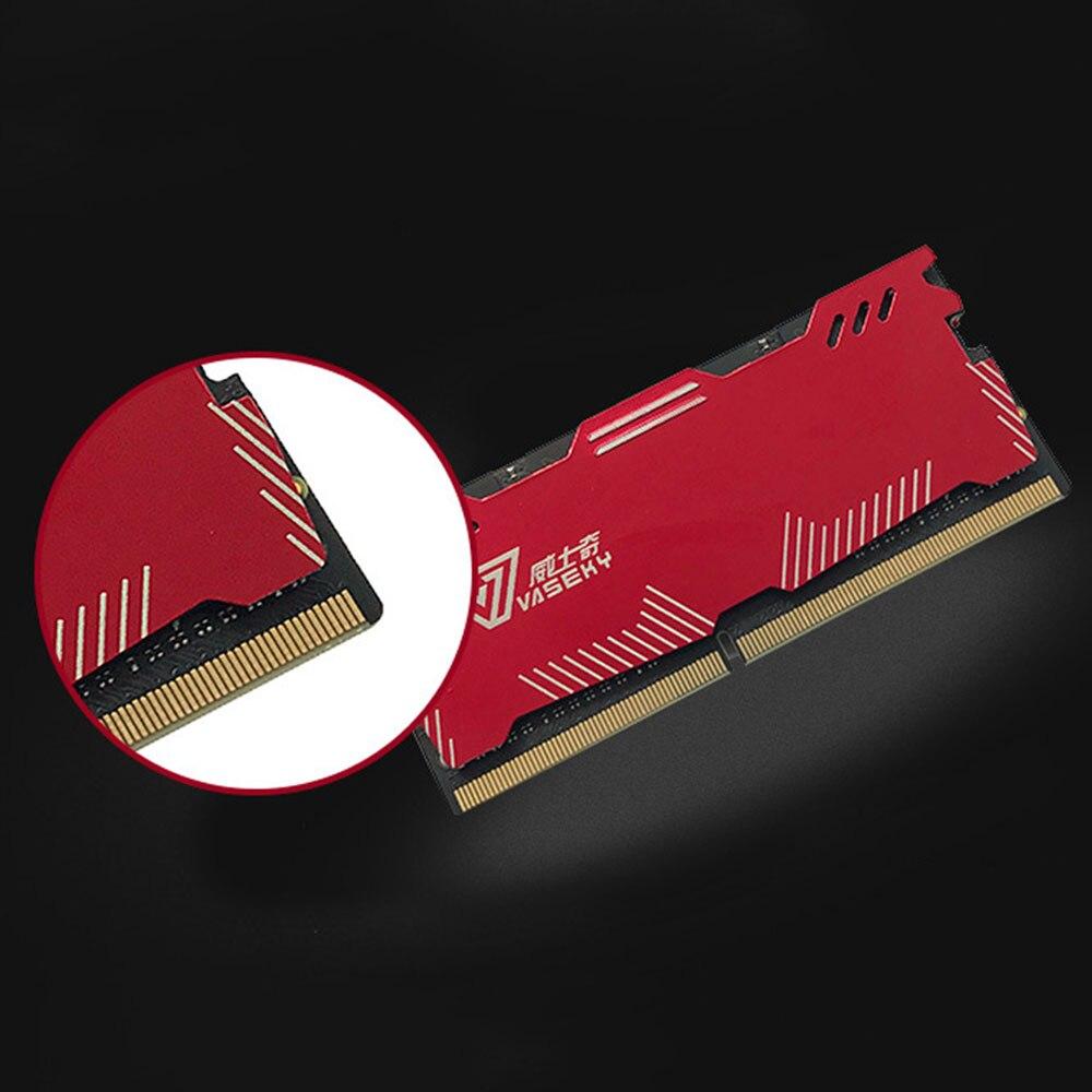 Vaseky 8 GB DDR4 2400 MHz ordinateur portable RAM PC mémoire ordinateur Module de mémoire haute vitesse pour dépenser de la mémoire et une expérience de jeux plus élevée