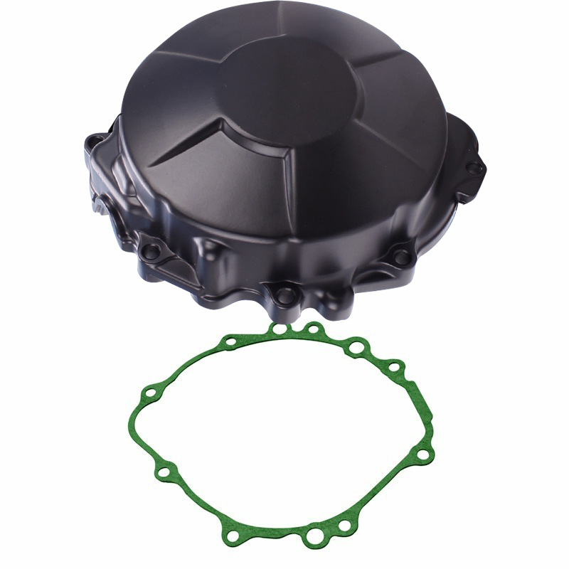 Big Sale Motorcycle Black Engine Cover Protection Case Set Kit For
