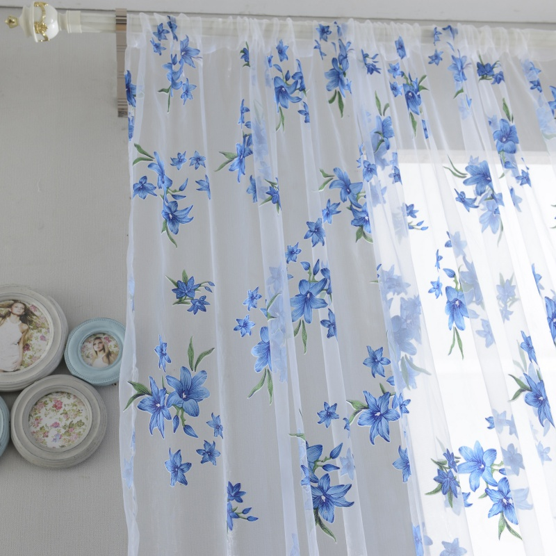 floral to lined garden iii parchment window curtain treatments pair p expand click images drapes x