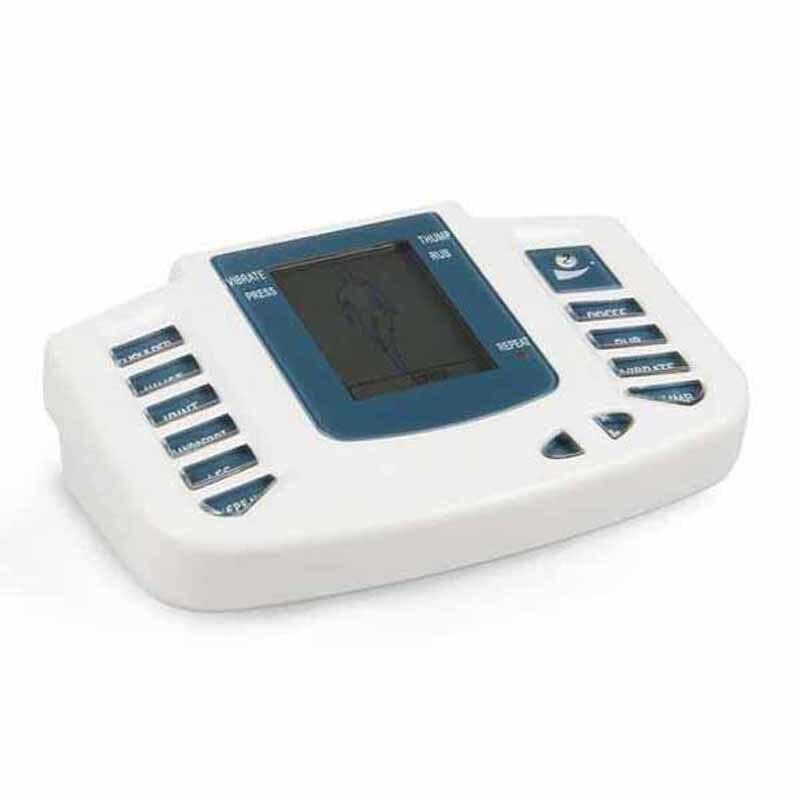 Электрический стимулятор для всего тела, расслабляющий массажер для мышечной терапии, пульс, Иглоукалывание ног, массаж шеи, спины, тапочки для похудения, 8 подушечек