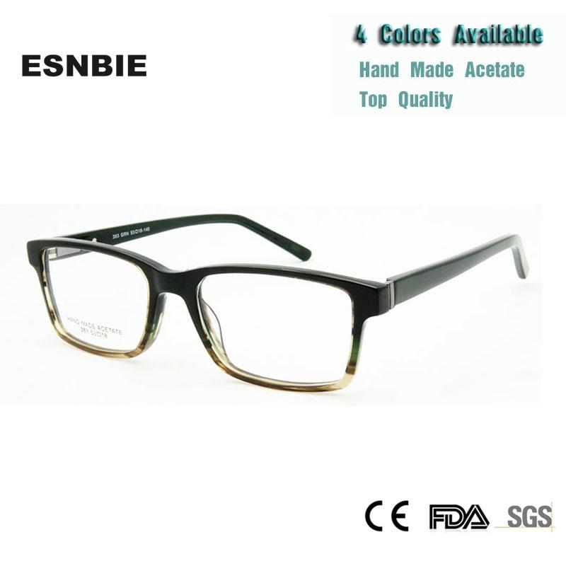 4de1dc63c0ff31 ESNBIE Classic Óculos Mannen Vrouwen Brillen Optische Italië Ontwerp  Originele Kwaliteit Klassieke Nerd Bril Merk Optics Frame in ESNBIE Classic  Óculos ...