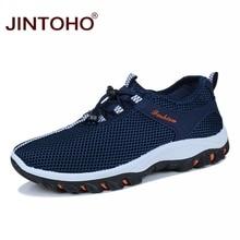 Aggiungi alla Lista dei Desideri. JINTOHO Estate Slip On Uomo scarpe Da  Ginnastica in Mesh Traspirante Scarpe Da Tennis Degli Uomini e13b5e84c8f