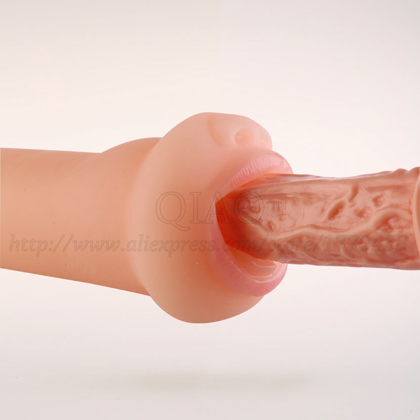 Blow job male sex toy
