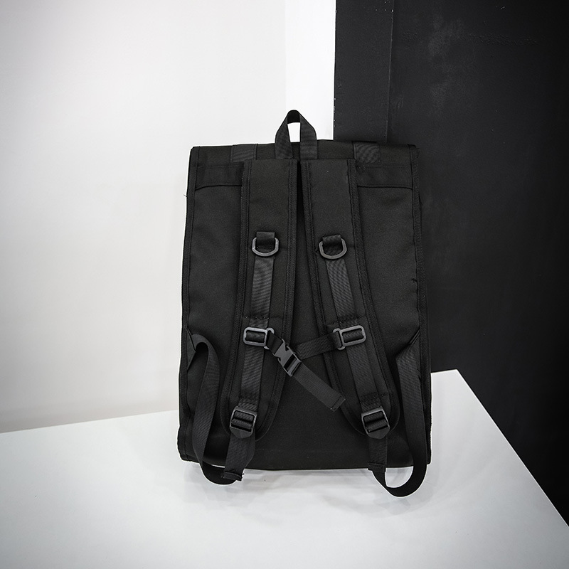 Hot Sale Fashion Ulzzang Large Capacity Backpack Unisex Student Backpack College Wind Couple Contrast Color Computer Backpack 2