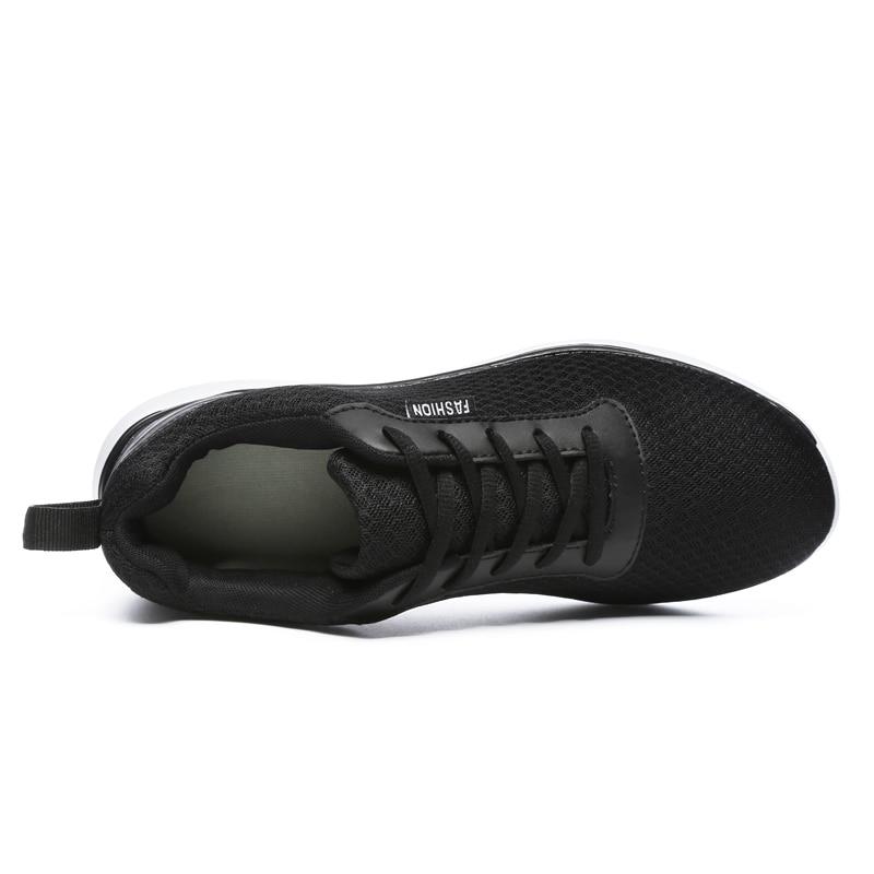 Chaussure Zapatillas Vestido dark Platfrom Livre Moda Adulto Tenis Sneakers Casuais Masculino Calçados Sapatos Lazer Gray Ar Homens Gray Ao light Black Homme qRzZ06
