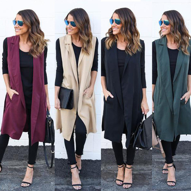 eae49f4b257 Winter Coats For Pregnant Women Clothes Maternity Outerwear Pregnancy  Clothing Plus Size Sleeveless Long Jacket Maternity