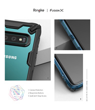 Ringke Fusion Series Cases for Samsung Galaxy S10, S10 Plus, S10E