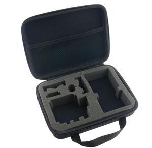 Image 2 - Lanbeika Voor Gopro Midden Draagbare Storage Collection Bag Case Box Voor Gopro Hero9 8 7 6 Sjcam SJ5000 SJ9 SJ6 SJ7 Dji Osmo Eken