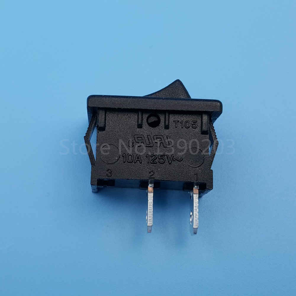 10pcs Rleil Rl3 1 2pin On Off Maintained Spst Mini Rocker Switch 6a Switches Onoff 250v Panel Mount In From Lights Lighting Alibaba Group